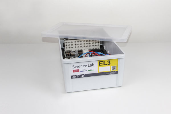 Science Lab Electrics EL3 (Set)