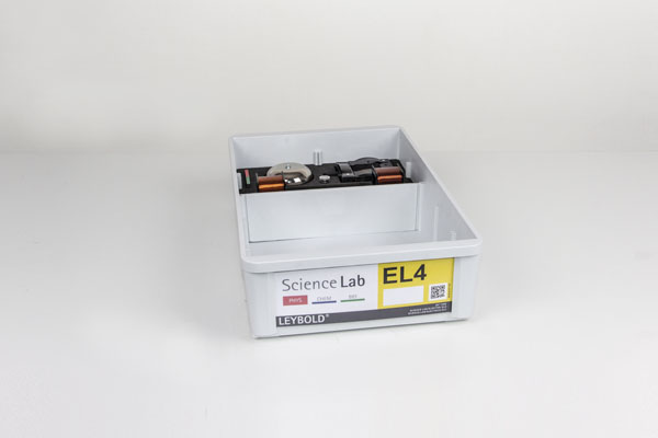 Science Lab Electrics EL4 (Set)