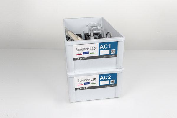 Science Lab Inorganic Chemistry AC (Set)