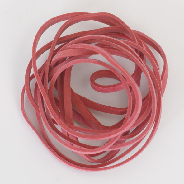 Rubber rings, set of 50