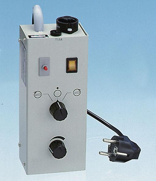 Control unit for experiment motor