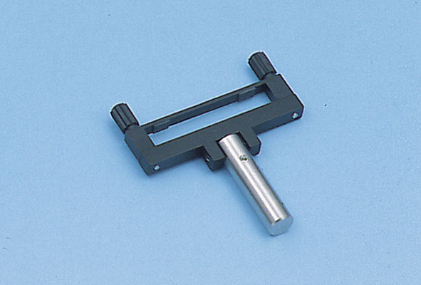 Holder for beam divider