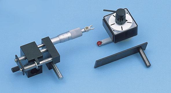 Fine adjustment mechanism