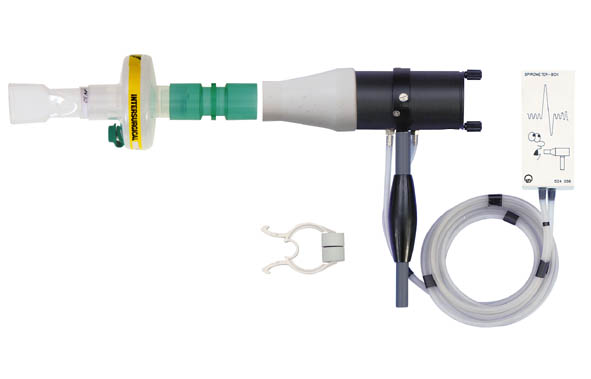 Spirometer box