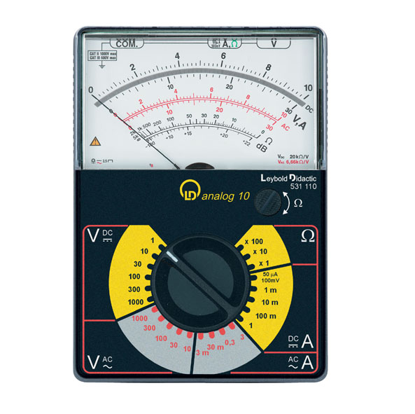 Multimeter LDanalog 10