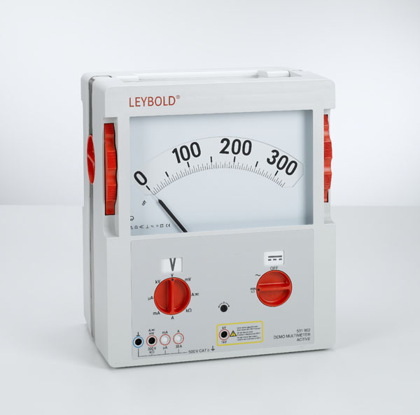 Demo Multimeter, active
