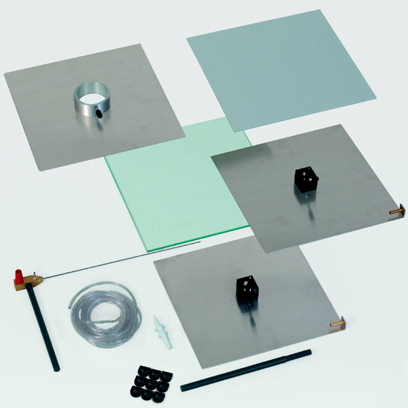 Accessories for electric field meter S