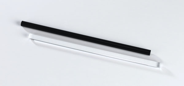 Friction rods, PVC and acrylic
