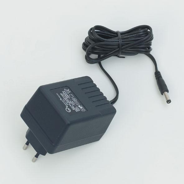 Plug-in power supply, 12 V AC