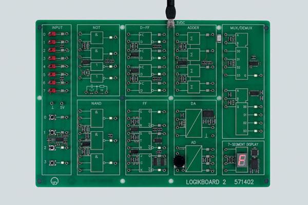 Logic board 2