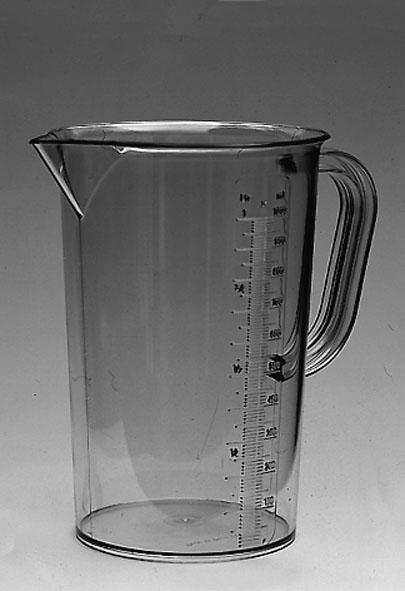 Plastic beaker