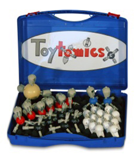 Molecular building system: Toytomics Basic Set