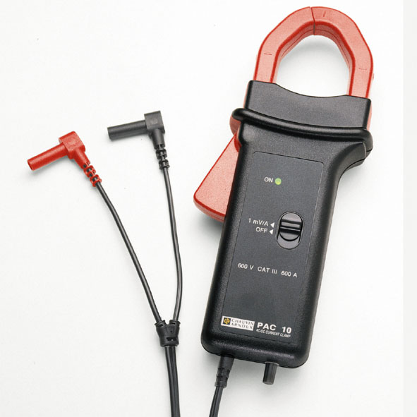 DC/AC clamp-on current probe