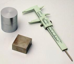Determining the volume of regular solid bodies