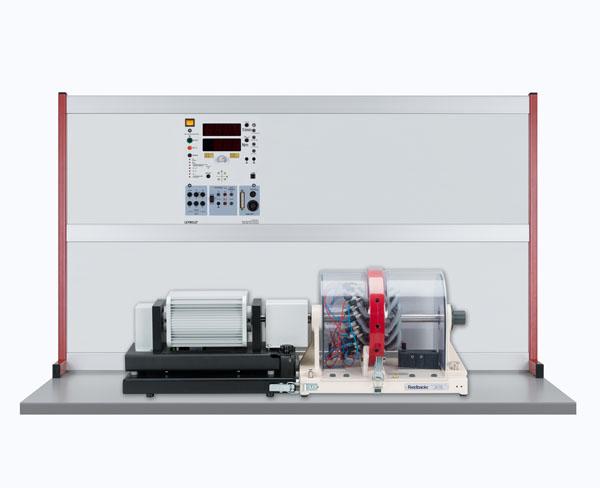 Electrical Machines Training System, Basic Set