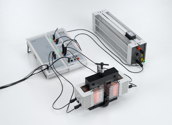 Power transmission of a transformer
