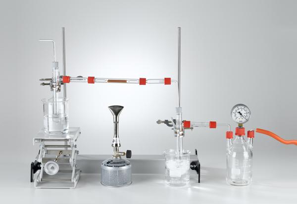 Oxidation of propanol