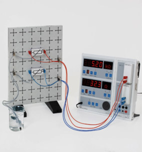 Temperature-dependent resistors (PTC and NTC) - Assembly on plug-in board