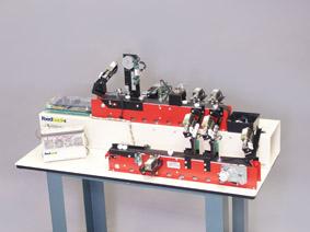 Dual Conveyor Band with PLC
