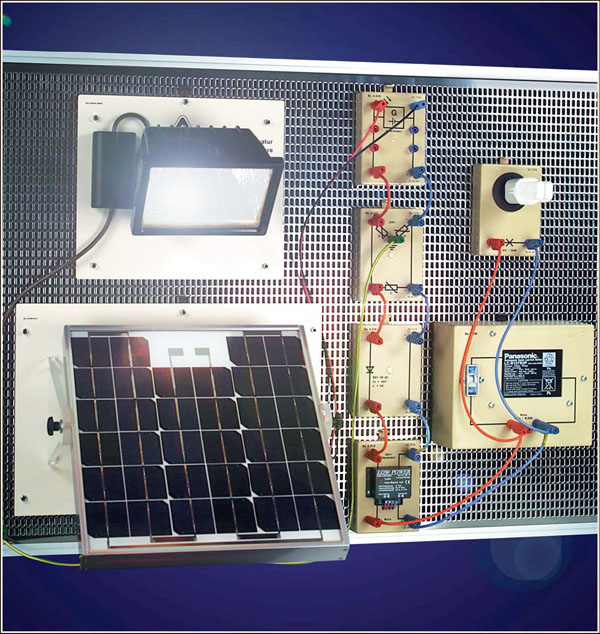 U 4.500 Photovoltaic engineering (module system)
